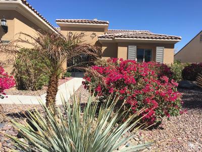 Indio Single Family Home For Sale: 81716 Camino Vallecita