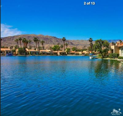 Rancho Mirage Condo/Townhouse For Sale: 125 Lake Shore Drive