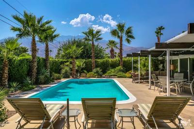 Palm Springs Single Family Home For Sale: 2927 East Plaimor Avenue