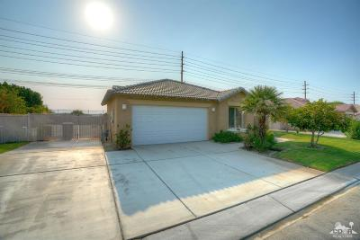 Indio Single Family Home For Sale: 43560 Liberty Street