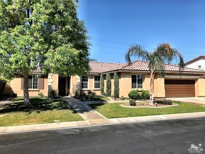 Indio Single Family Home For Sale: 83444 Matador Court Court