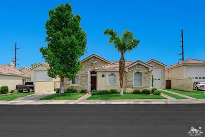 Indio Single Family Home For Sale: 48918 Barrymore Street