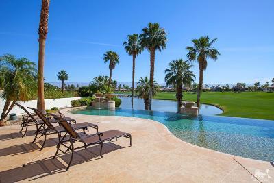 Rancho La Quinta CC Single Family Home Contingent: 49110 Rancho Pointe