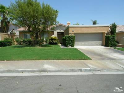 La Quinta Single Family Home Contingent: 79140 Diane Drive