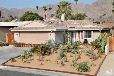 La Quinta Single Family Home For Sale: 52865 Avenida Navarro