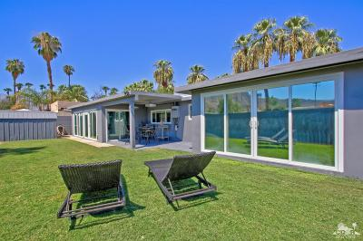 Rancho Mirage Single Family Home For Sale: 70061 Chappel Road