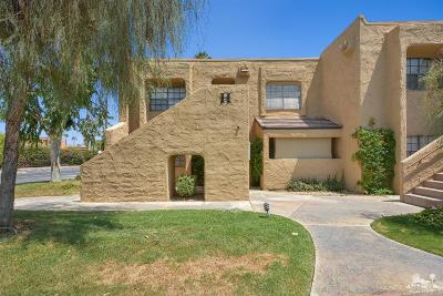 Palm Springs Condo/Townhouse For Sale: 5300 East Waverly Drive #H3