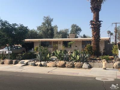 Cathedral City Single Family Home For Sale: 67140 Santa Barbara Drive