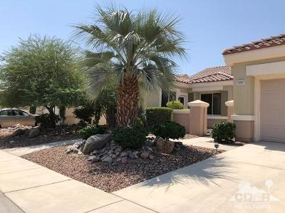 Palm Desert Single Family Home Contingent: 34901 Staccato Street