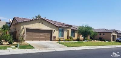 Indio Single Family Home For Sale: 81306 Avenida Gonzalez