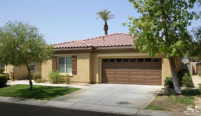 Indio Single Family Home For Sale: 49599 Pacino Street