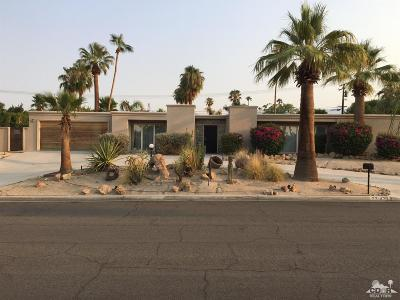 Palm Desert CA Single Family Home For Sale: $599,000