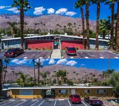 Palm Springs Multi Family 5+ For Sale: 655 South Thornhill Road