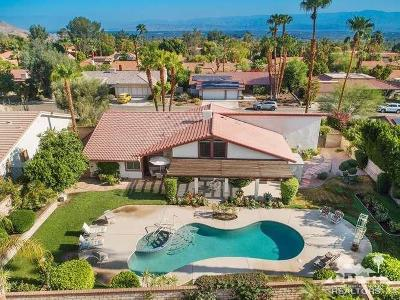 Palm Desert CA Single Family Home For Sale: $579,000