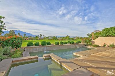 Rancho Mirage Single Family Home Contingent: 8 Birkdale Circle