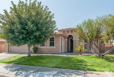 Rancho Mirage Single Family Home For Sale: 162 Via Milano