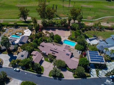 Rancho Mirage Single Family Home For Sale: 15 Clancy Lane South
