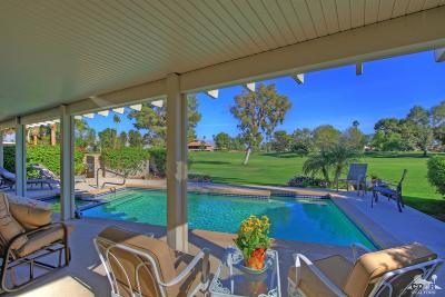 Palm Desert Single Family Home For Sale: 39196 Sweetwater Drive