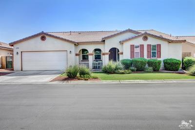 Indio Single Family Home For Sale: 42798 La Danza Court