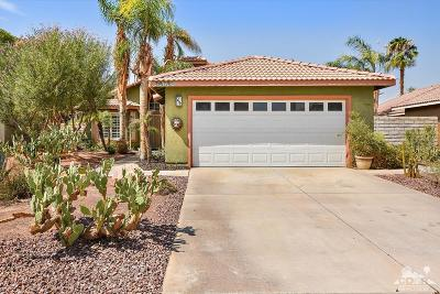 La Quinta Single Family Home For Sale: 78630 Carnes Circle