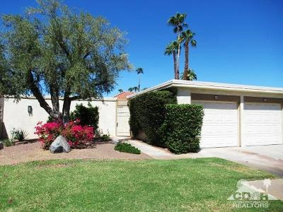Palm Springs CA Condo/Townhouse For Sale: $250,000