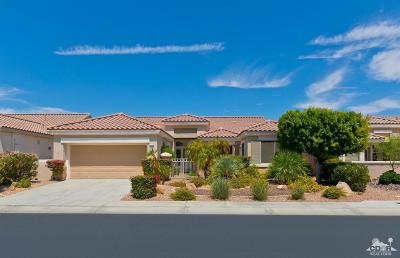 Sun City Single Family Home Contingent: 78508 Sunrise Canyon Avenue