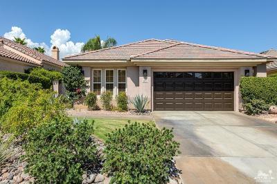 Rancho Mirage Single Family Home Sold: 85 Via Las Flores