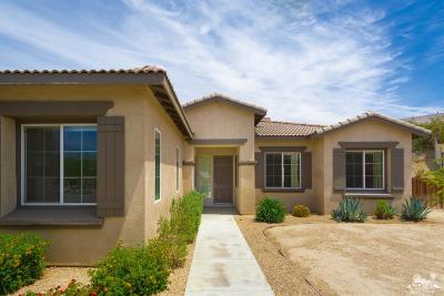 Desert Hot Springs CA Single Family Home Contingent: $327,900