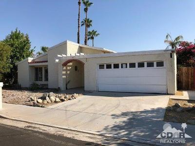Palm Springs CA Single Family Home For Sale: $312,800