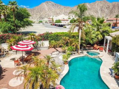 Lake La Quinta Single Family Home For Sale: 47965 Via Firenze
