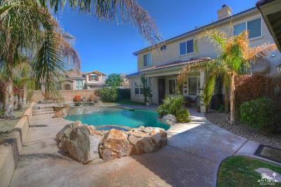 Indio Single Family Home For Sale: 81896 Via Parco