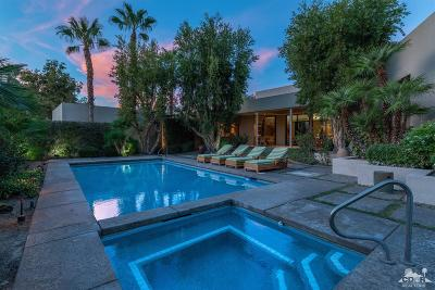 Rancho Mirage Single Family Home For Sale: 12123 Troon Circle