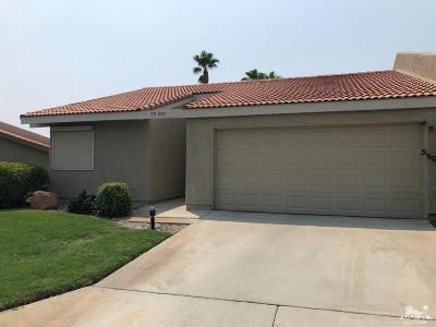 La Quinta Condo/Townhouse For Sale: 79457 S. Sunrise Ridge Drive