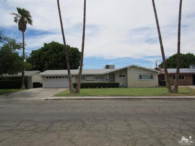 Blythe Single Family Home For Sale: 361 N Acacia Street