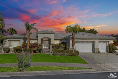 Rancho Mirage Single Family Home For Sale: 14 Marseilles Road