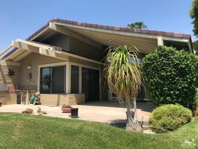 Palm Desert Single Family Home Sold: 211 Wild Horse Drive