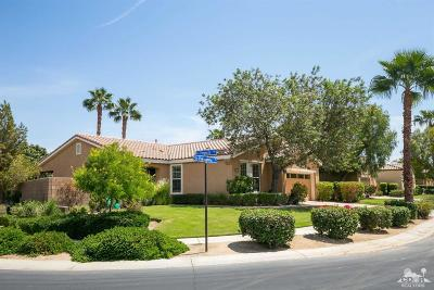 La Quinta Single Family Home For Sale: 60216 Poinsettia Place