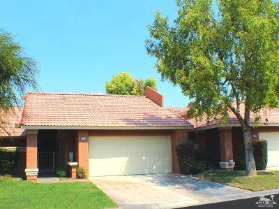 Palm Desert Condo/Townhouse Sold: 42522 Sand Dune Drive