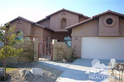 Desert Hot Springs CA Rental For Rent: $1,850