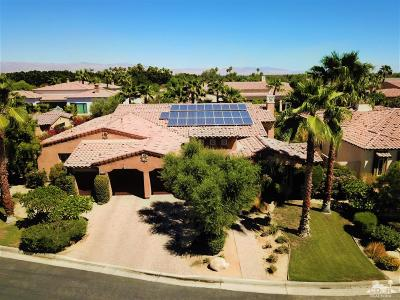 Palm Desert, Indio, La Quinta, Indian Wells, Rancho Mirage, Bermuda Dunes Single Family Home For Sale: 54240 Affirmed Court