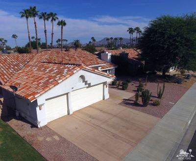 Palm Desert Single Family Home Sold: 40620 Glenwood Lane