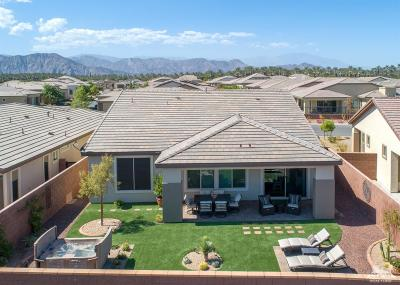 Trilogy Polo Club Single Family Home Contingent: 51230 N Two Palms Way