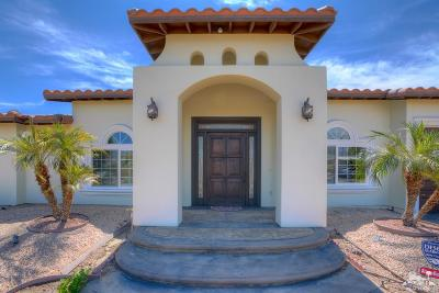 Cathedral City Single Family Home For Sale: 68483 Terrace Road
