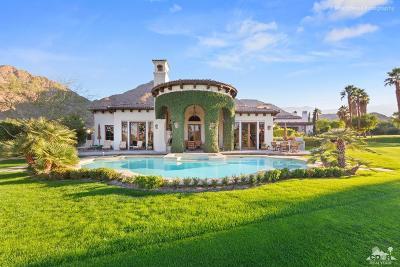La Quinta Single Family Home For Sale: 53690 Del Gato Drive