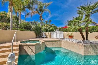 Palm Desert Single Family Home Sold: 73143 Segura Court