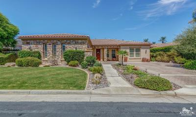 Indian Wells Single Family Home For Sale: 76270 Via Montelena