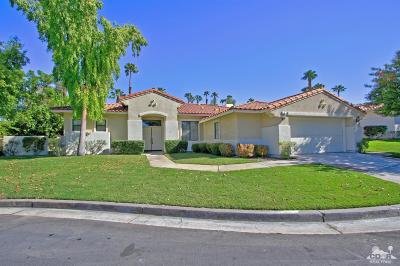 Rancho Mirage Single Family Home For Sale: 9 San Marino Circle