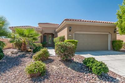 Sun City Shadow Hills Single Family Home For Sale: 81879 Camino Cantos