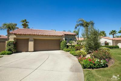 La Quinta Single Family Home Sold: 57365 Spanish Hills Lane Lane