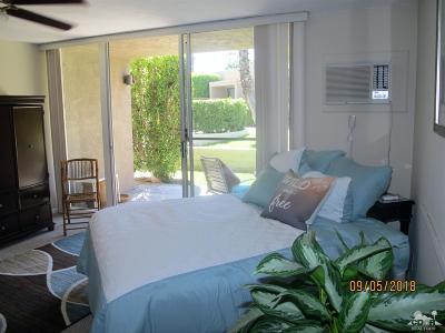 Palm Desert Condo/Townhouse Sold: 73850 Fairway Drive #102